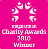 Guardian Charity Awards logo
