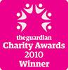 Guardian Charity Awards logo